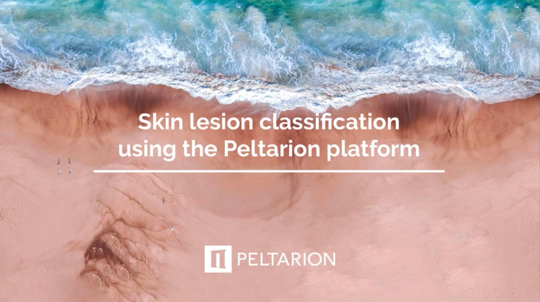 Peltarion Webinar - operational AI in healthcare - thumbnail